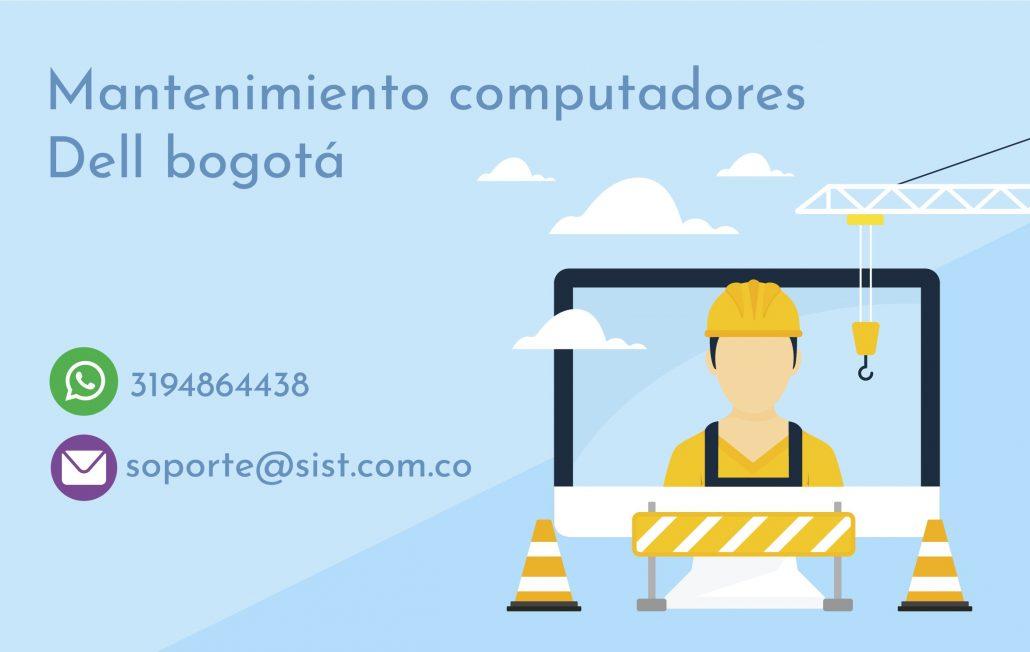 mantenimiento computadores dell bogotá